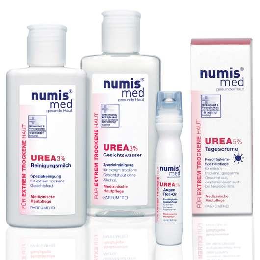numis® med UREA – Frühjahrs-Schutz für pollengeplagte Haut
