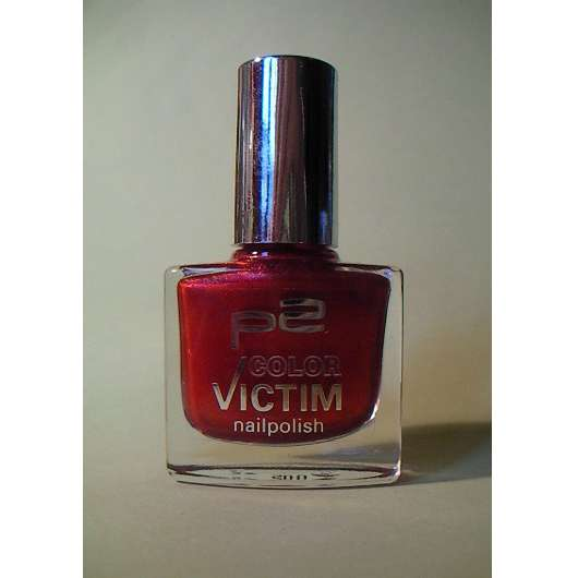 p2 color victim nailpolish, Farbe: 221 charismatic