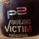 p2 color victim nailpolish, Farbe: 248 rich