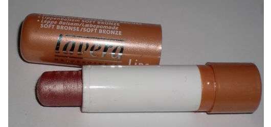 lavera Lippenbalsam Soft Bronze