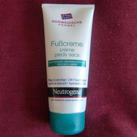 <strong>Neutrogena Norwegische Formel</strong> Fußcreme für sehr trockene, beanspruchte Füsse