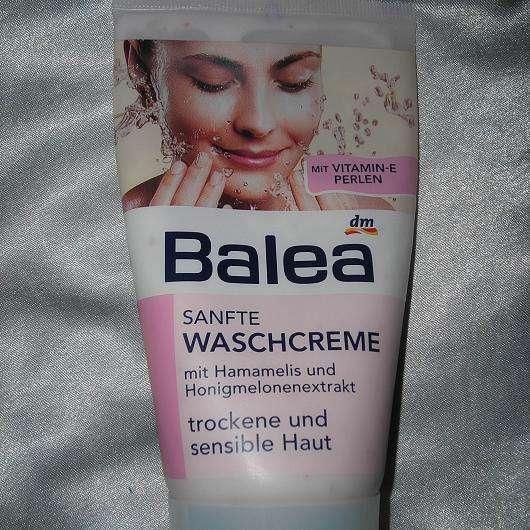 Balea Sanfte Waschcreme für trockene & sensible Haut