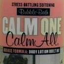 """Soap & Glory Bubble Bath """"Calm one calm all"""""""