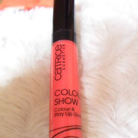 Catrice Colour Show Colour & Stay Lip Gloss, Farbe: 070 Light My Fire