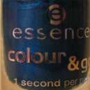 essence colour & go 1 second per nail, Farbe: 24 underwater