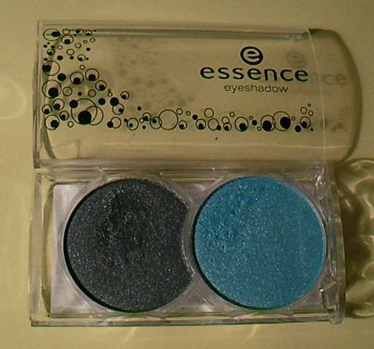 essence eyeshadow duo, Farbe: 09 summer flirt