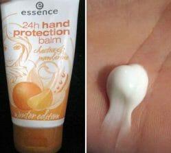 Produktbild zu essence 24h hand protection balm chai tea & mandarine (LE)