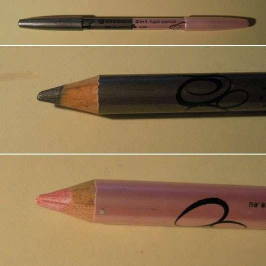 essence 2in1 kajal pencil, Farbe: 06 flirty & hip