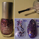 essence nail art twins glitter topper, Farbe: 01 Louise