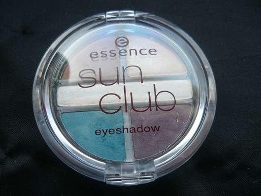 essence sun club eyeshadow, Farbe: 01 california dream