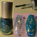 essence nail art twins glitter topper, Farbe: 03 clyde