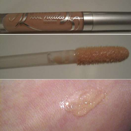 essence XXXL nudes lipgloss, Farbe: 01 Pure Beauty