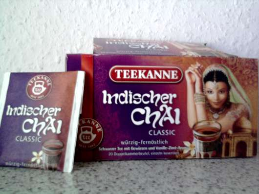 <strong>Teekanne</strong> Indischer Chai Classic