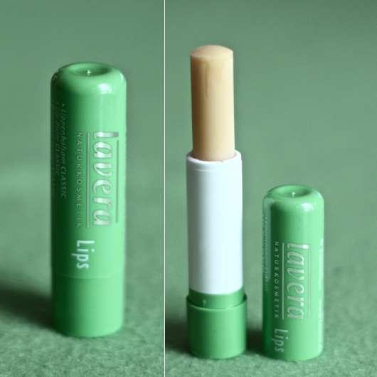 lavera Lips Lippenbalsam Classic + Avocado