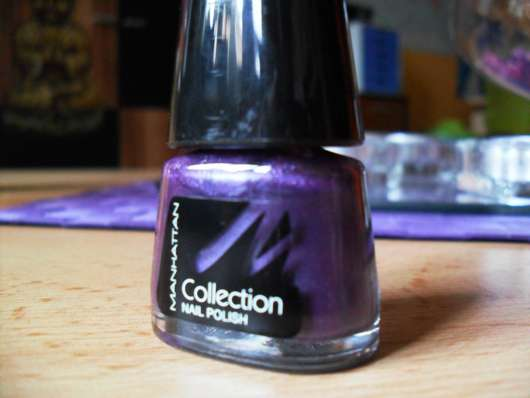 Manhattan Collection Nail Polish, Farbe: 57M