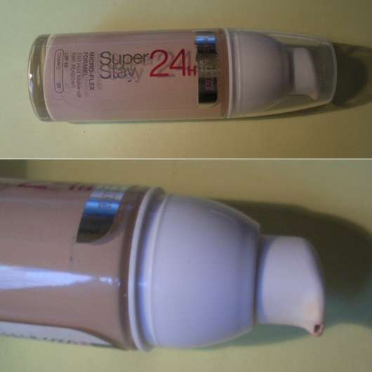 Maybelline Super Stay 24h Make-up, Nuance: 20 Cameo