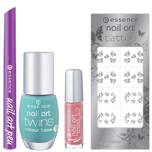 essence nail art Neuheiten ab März 2011