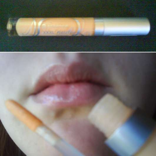 essence xxxl nudes lipgloss, Farbe: 02 light candy
