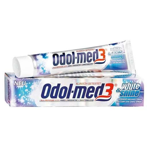 Odol-med3® White&Shine Zahncreme