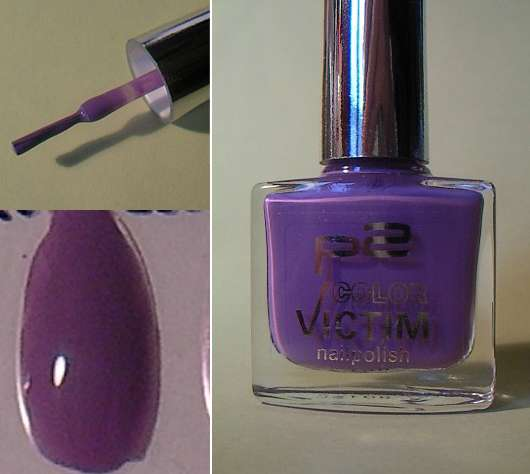 p2 color victim nailpolish, Farbe: 290 call me!