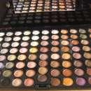 Lenka Kosmetik 88 Lidschatten – Warm Shimmer Palette