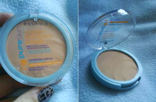 <strong>essence pure skin</strong> pure teint compact powder - Farbe: 01 beige