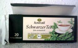 Produktbild zu Alnatura Schwarzer Tee