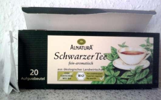 Alnatura Schwarzer Tee (fein-aromatisch)