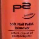 p2 Soft Nail Polish Remover