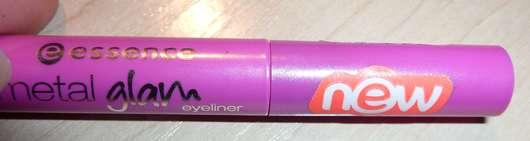 essence Metal Glam eyeliner, Farbe 06 pinkadelic