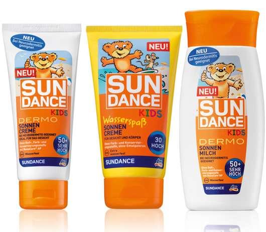 SUNDANCE Kids – Zuverlässiger Sonnenschutz für die Kleinsten