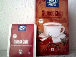 Produktbild zu Bio Primo Sweet Chili Ayurvedische Gewürztee-Mischung