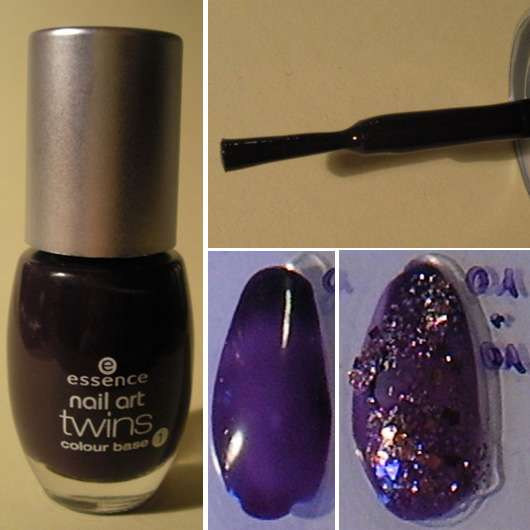 essence nail art twins colour base, Farbe: 01 Thelma