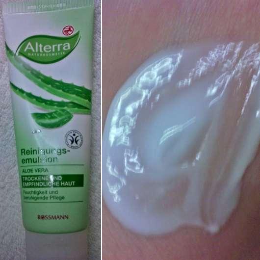 Alterra Reinigungselmusion Aloe Vera