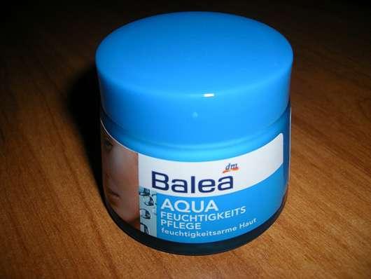 Balea Aqua Feuchtigkeitspflege (für feuchtigkeitsarme Haut)
