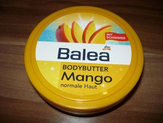 Balea Bodybutter Mango