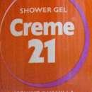 """Creme 21 Shower Gel """"Jasmin & Vanilla"""""""