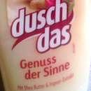 """duschdas """"Genuss der Sinne"""""""