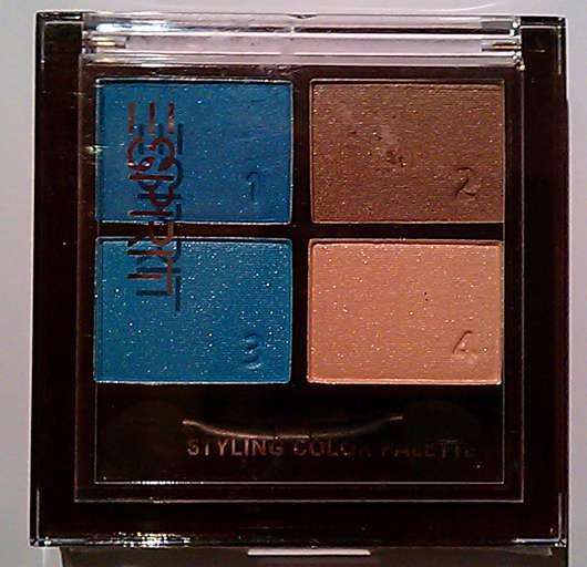 Esprit cosmetics Styling Color Palette Eyeshadow, Farbe: 301 Out of the blue