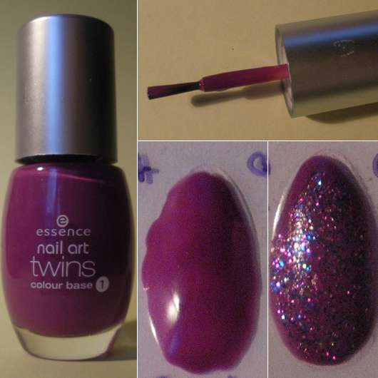 essence nail art twins color base, Farbe: 08 Gabriella