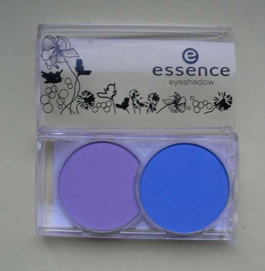 essence eyeshadow duo, Farbe: 10 best friends