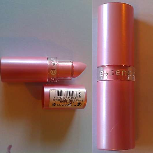 essence lipstick, Farbe: 01 Frosted