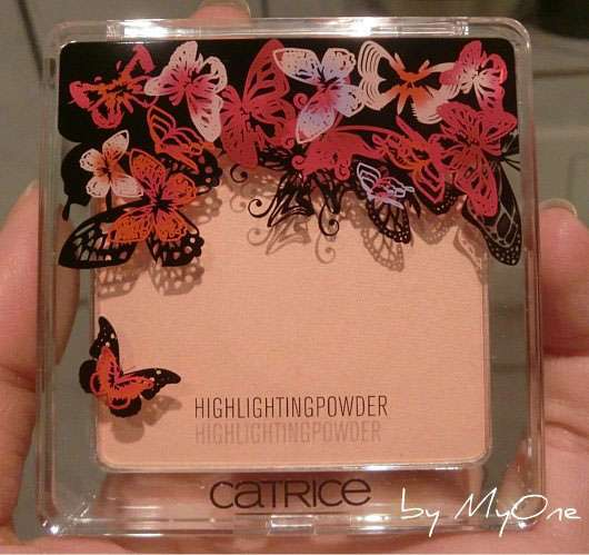 "Catrice Highlightingpowder, Farbe: C01 Fairy Dust (""Enter Wonderland"" LE)"