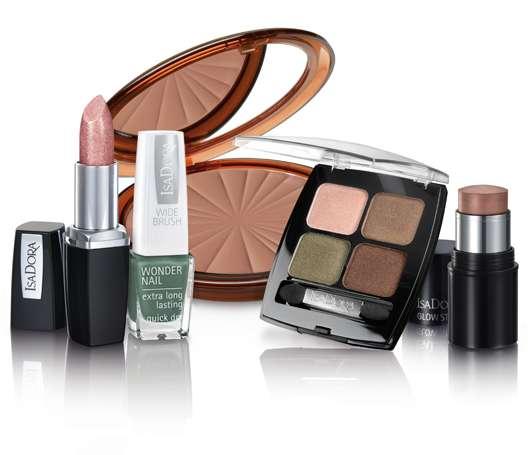 """IsaDora """"Jungle Fever"""" Bronzing Make-up 2011"""