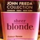 John Frieda Collection Sheer Blonde – Farb-Auffrischendes Shampoo