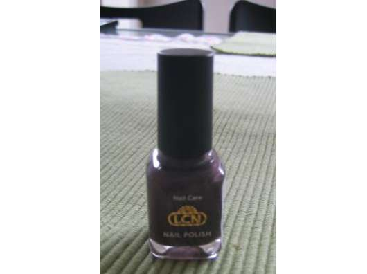 LCN Nail Polish – Nagellack, Farbe: mauve-schlammig