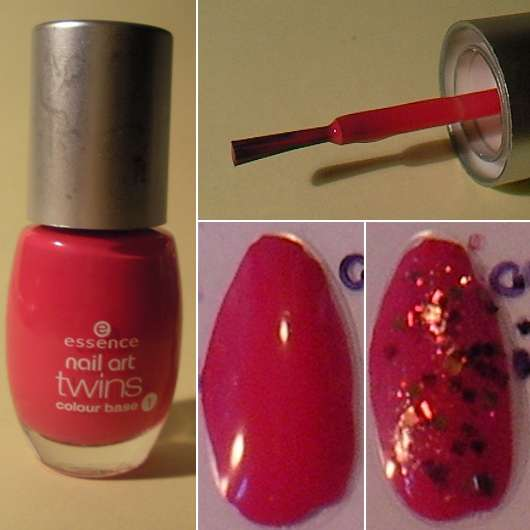 essence nail art twins, Farbe: 04 Mr. Big (Colour Base)