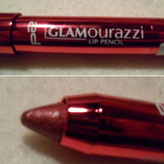 p2 glamourazzi lip pencil, Farbe: 040 society girl