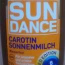 SunDance Carotin Sonnenmilch (LSF 6)