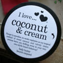 I love… Coconut & Cream Body Butter